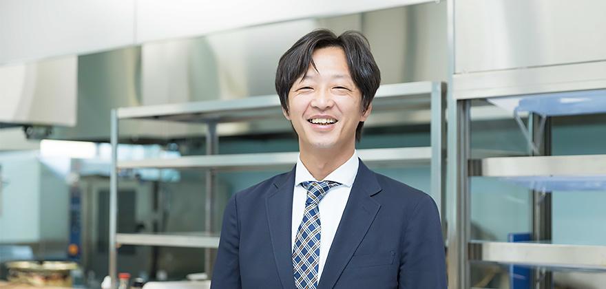 代表取締役藤田晃弘